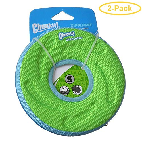 Chuckit! Zipflight Amphibious Flying Ring - Assorted Small - 6