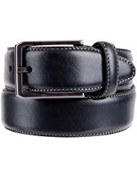 Kirkland Signature Men's Italian Leather Full Grain Belt