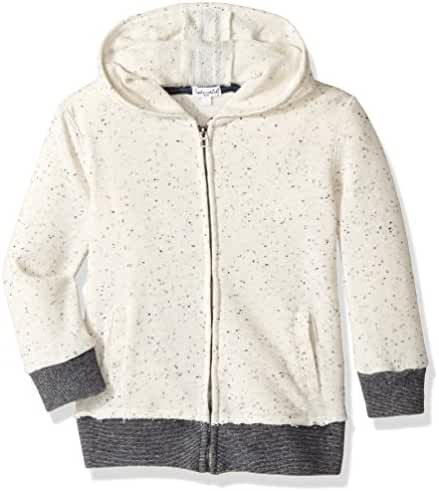 Splendid Boys' Speckle Baby French Terry Hoody Jacket