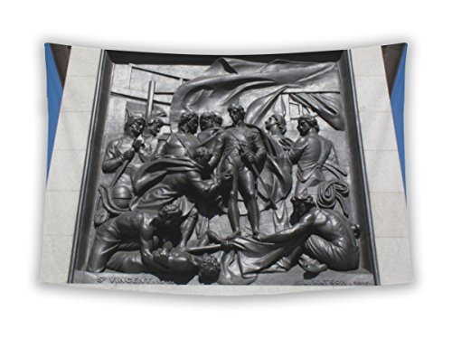 Gear New Wall Tapestry For Bedroom Hanging Art Decor College Dorm Bohemian, Trafalgar Square Battle Of Cape St Vincent Nelsons Columns, - St Mall Vincent