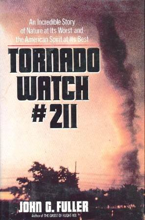Tornado Watch Number 211