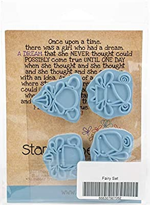 Stamping Bella Cling Stamps-Party Dogs
