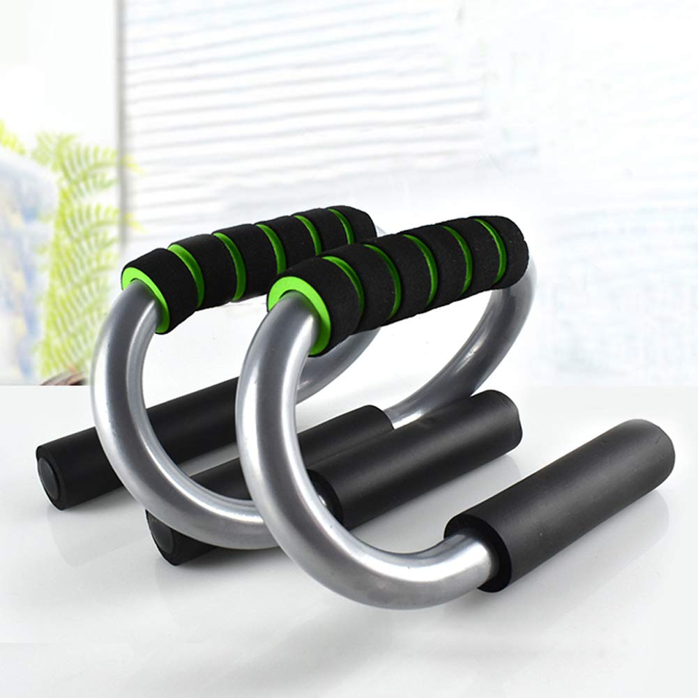 Cayanmydery Push Up Bars for Floor – Perfect Pushups for Men,No Slip Push Up Stands Design – Wide Handle Grips for Comfort