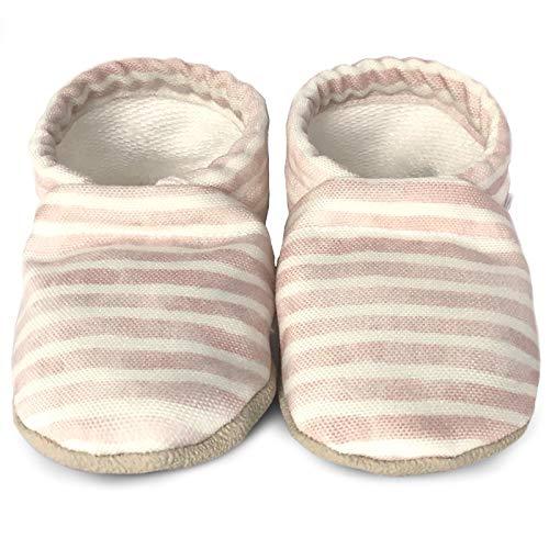 Zapatos de bebé de suela blanda orgánica TODOS