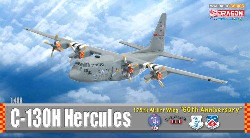 Dragon Models 1/400 C-130H Hercules, 179th Airlift Wing