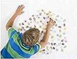 WTTLMAL Puzzle 1000 Piece Wooden Jigsaw Puzzle Kids Adult Intellectual Game Learning Education Decompression ToysHeart Shaped Flower