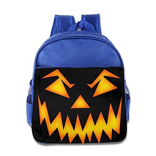 ^GinaR^ Pumpkin Face Halloween 1 Mischievous Children's Bags (Halloween 1 1978 Mask)