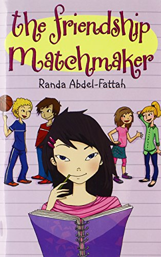 book cover of The Friendship Matchmaker