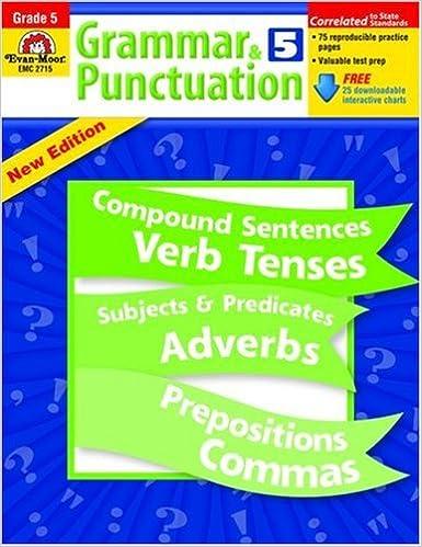 Amazon.com: Grammar and Punctuation, Grade 5 (0884759735273): Evan ...