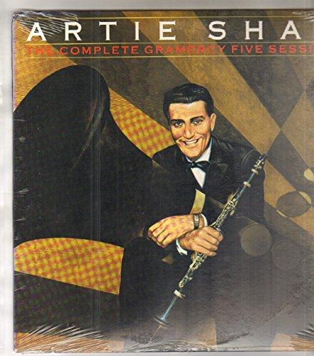 ARTIE SHAW - THE COMPLETE GRAMERCY FIVE SESSIONS - LP vinyl