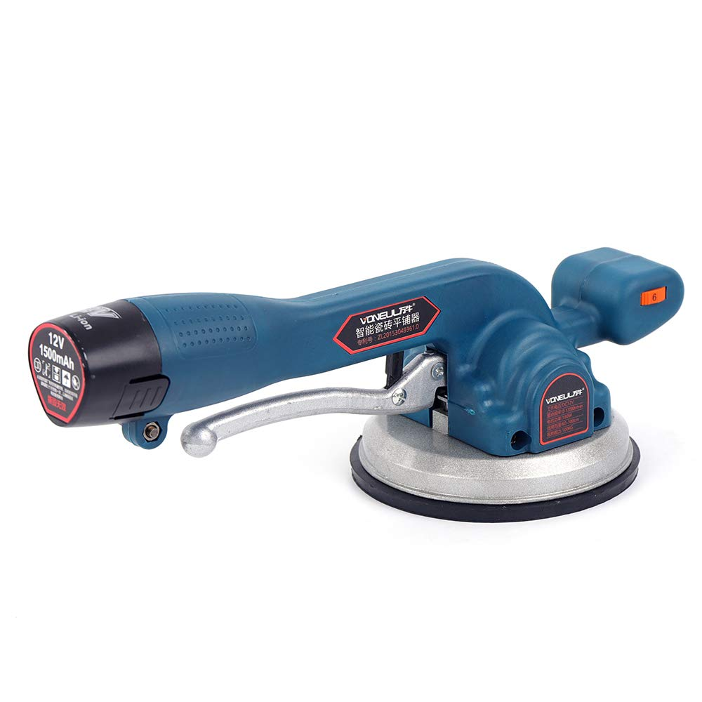 TFCFL Hand-held Tile Automatic Leveling Machine Tile Tiler Tile machine Tile Vibrator Tool for Floor Wall by TFCFL