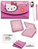 Nintendo DS and 3DS Hello Kitty Game Traveler Essentials Pack, Pink