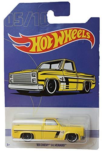 Hot Wheels American Trucks Exclusive [Yellow] '83 Chevy Silverado 5/10