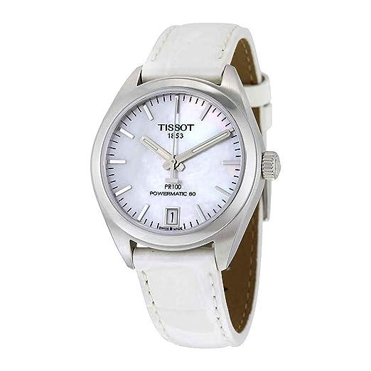 Watch Tissot Pr 100 Powermatic 80 Lady Amazon Co Uk Watches
