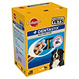 Pedigree Dentastix Large Dog Dental Chews, 28 Stick, 1080 g
