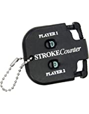 MagiDeal Professional Double Golf Scorecard Score Counter Score Keeper Score Supplies