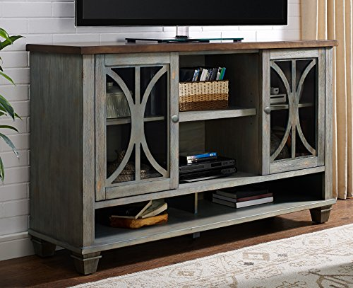 Martin Furniture BA365G Fully Assembled Bailey Deluxe Console, 60