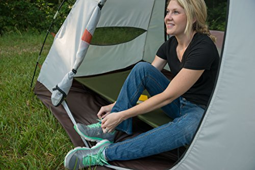 ALPS Mountaineering Taurus 4-Person Tent with Fiber Glass