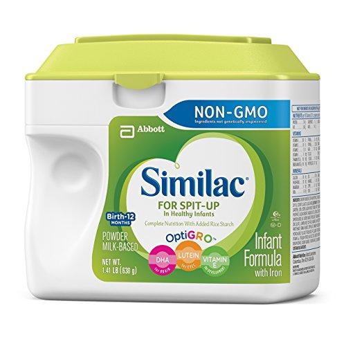 Similac for Spit-Up Baby Formula - Powder - 22.56 oz (1.41 lb)