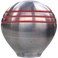 SCHMITT & ONGARO MARINE Ongaro Throttle Knob - 1-½ - Red Grooves / 50020 /