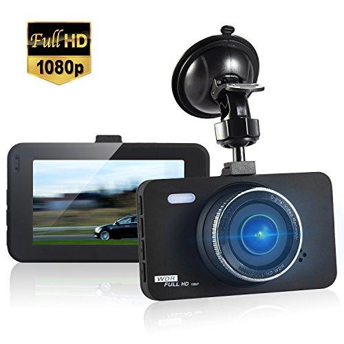 1080P HD Free WiFi Car DVR G-Sensor Camera Video Dash Cam Recorder - 9