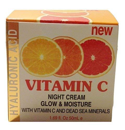 (SPA Cosmetics Hyaluronic Acid Vitamin C Day Cream, 1.69 fl. oz.)