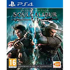 SOULCALIBUR VI Launches for Playstation 4, Xbox One, and Steam Today