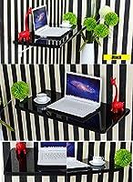 Plegable Mesa de hojas colgantes Mesa de comedor Ahorro de espacio ...