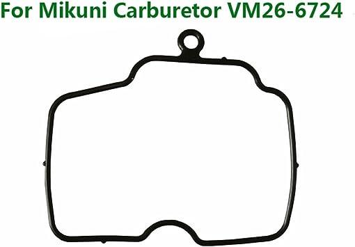 kit per carburatore Mikuni VM26-6724/Pit Dirt moto ATV Quad 150/cc 160/cc 200/cc 250/cc Vaschetta galleggiante guarnizione di gomma Stoneder