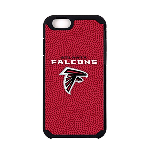 NFL Atlanta Falcons Football Pebble Grain Feel iPhone 6 Case, Team Color