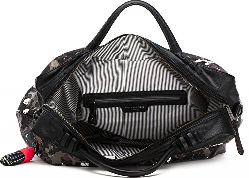 PAUL'S BOUTIQUE, sacs à main femmes, sacs à main, sacs bandoulière, sacs bowling, dessin abstrait, 58 x 28 x 20 cm (H x L x P)
