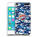 Official NBA Digital Camouflage Oklahoma City Thunder Hard Back Case for iPod Touch 5th Gen / 6th Gen