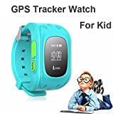 Wayona W-KDT Kids Smart Watch (Blue)
