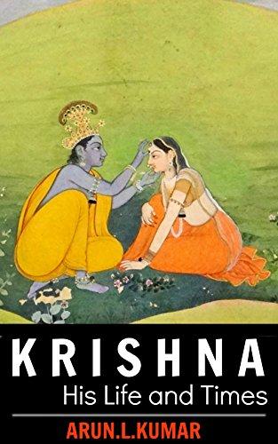 lord-krishna-his-life-and-times-hindu-gods-book-1