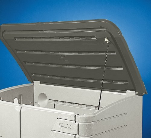 Free App Or Dessert At Olive Garden W Purchase Of 2: Rubbermaid Outdoor Split-Lid Storage Shed, 18 Cu. Ft