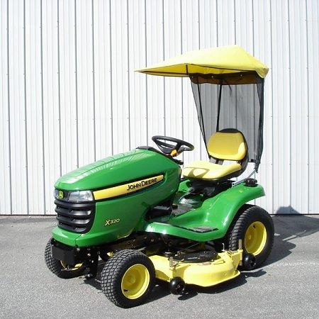 Original Tractor Cab Sunshade Fits John Deere X300 Series Lawn Tractors & Amazon.com : Original Tractor Cab Sunshade Fits John Deere X300 ...