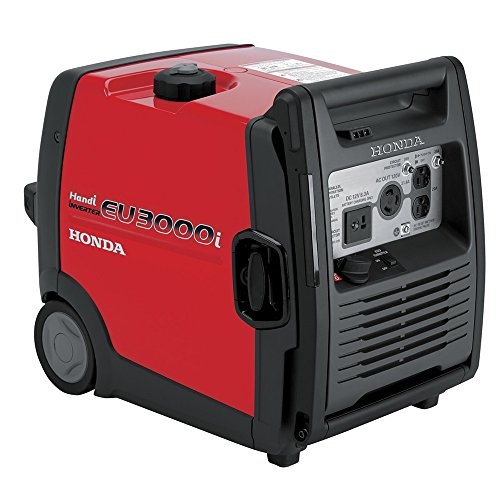 Honda Super Quiet Gasoline Portable Generator with