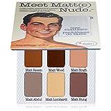 The Balm Cosmetics 9-Color Meet Matt(e) Nude Eyeshadow Palette