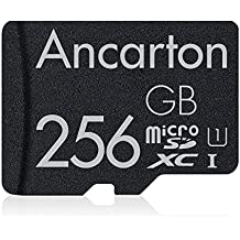 Memory Card 256GB Class 10 - with sd Card Adapter (Standard Packaging)