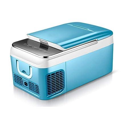 ZMJY Caja Mini refrigerador, Caja eléctrica fría y Caliente ...