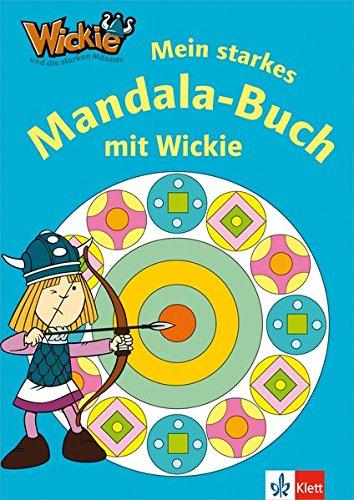 Wickie und die starken Männer - Mein starkes Mandala-Buch mit Wickie: Vorschule ab 5 Jahren