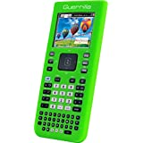 Guerrilla Silicone Case for Texas Instruments TI Nspire CX/CX CAS Graphing Calculator, Green