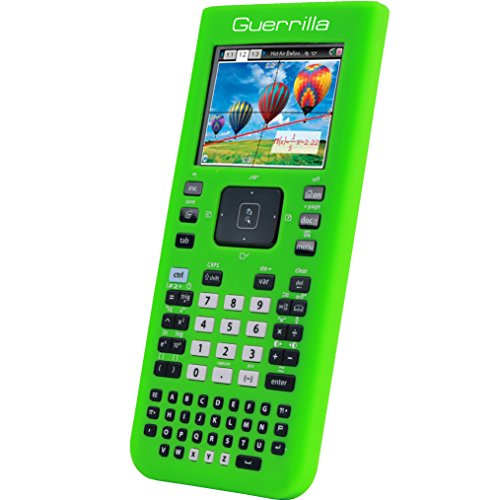 Guerrilla Silicone Case for Texas Instruments TI Nspire CX/C