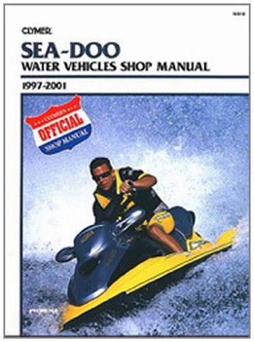 sea doo the best amazon price in savemoney es rh savemoney es 2003 seadoo manual 2003 sea doo shop manual