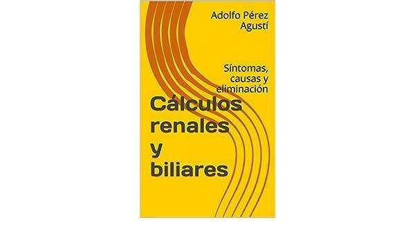 causas de un calculo renal