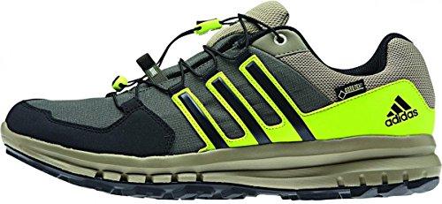 adidas Duramo Cross x GTX Basgrn/Cblack/Sesoye, Color, Talla 9.5 - multicolor
