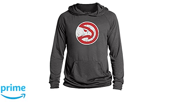 Amazon.com : Majestic Athletic NBA Atlanta Hawks Mens Premium Hacci Slub Pullover Hoodie, X-Large, Granite : Sports & Outdoors
