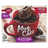 Betty Crocker Mug Cake Hot Fudge Double Chocolate Brownie with Fudge Topping, 294 Grams