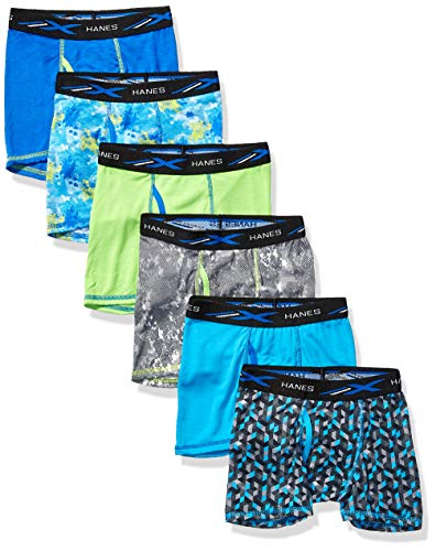 10 best boys boxer briefs size 10-12 spandex