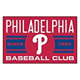 Fanmats 18479 Philadelphia Phillies Baseball Club Starter Rug
